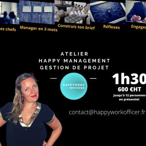 Atelier Happy Management Gestion De Projet