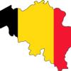 Belgique Avec Drapeau 250x207