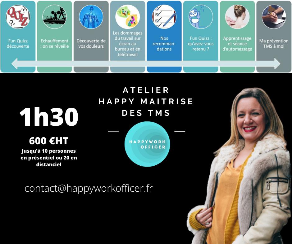 Atelier Happy Maitrise Des Tms